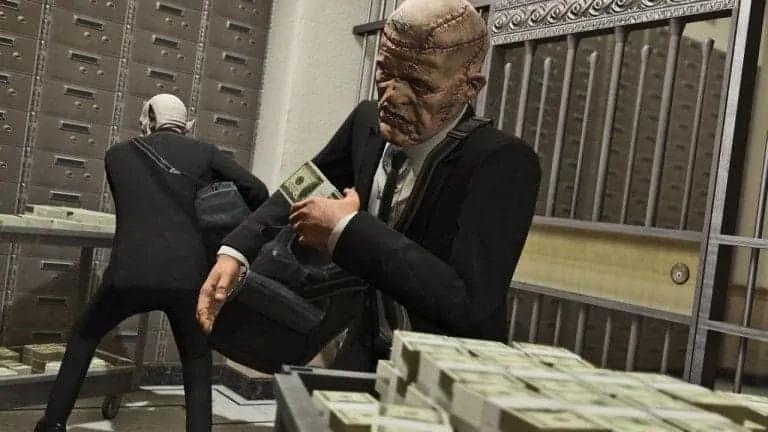 Gta v online bank heist release date