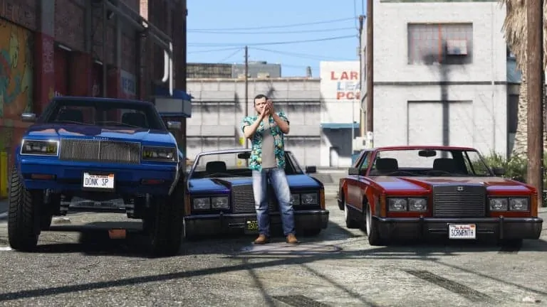 gta v multiplayer cars in single player