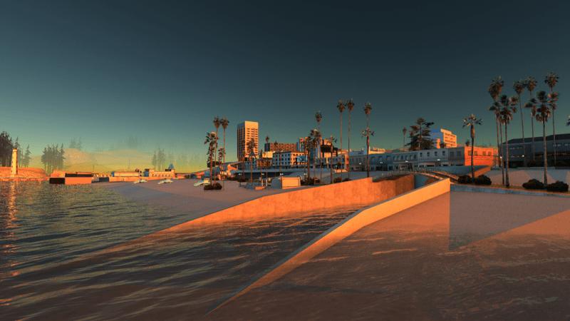 GTA San Andreas Gets New Graphics Mod - GTA BOOM