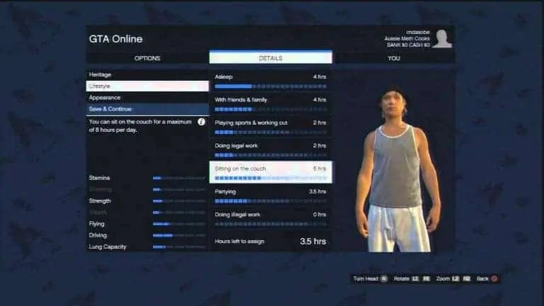 GTA Online - Getting The Most Out Of Stats - GTA BOOM