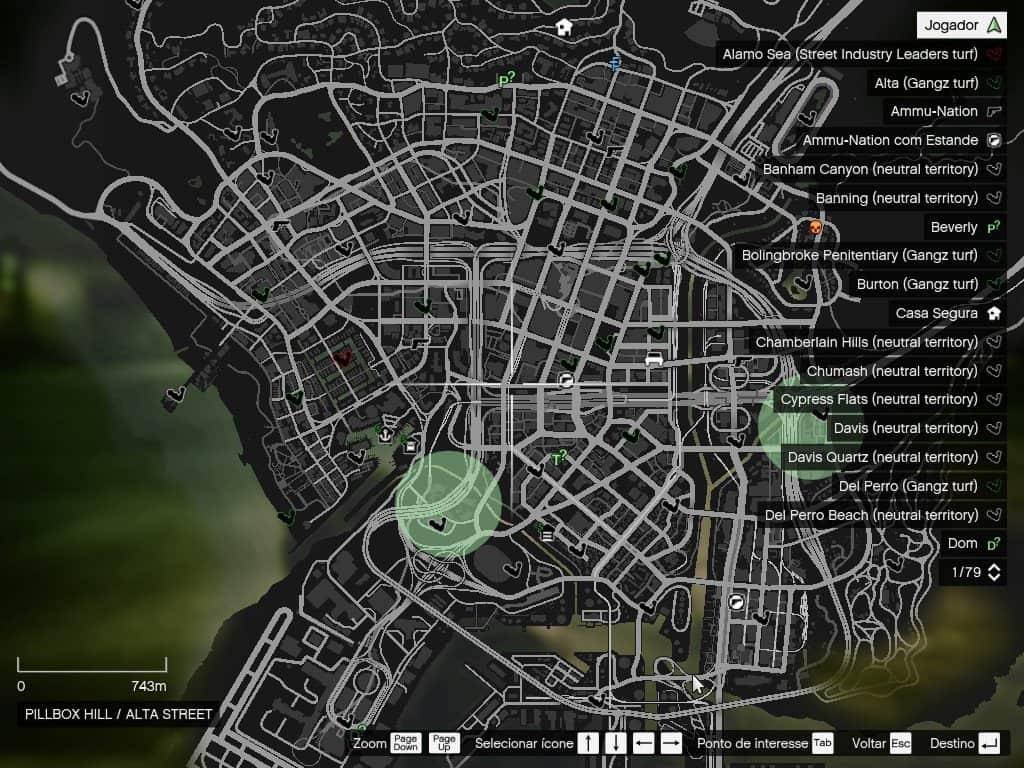 GTA San Andreas Turf War Comes To V (Mod) - GTA BOOM