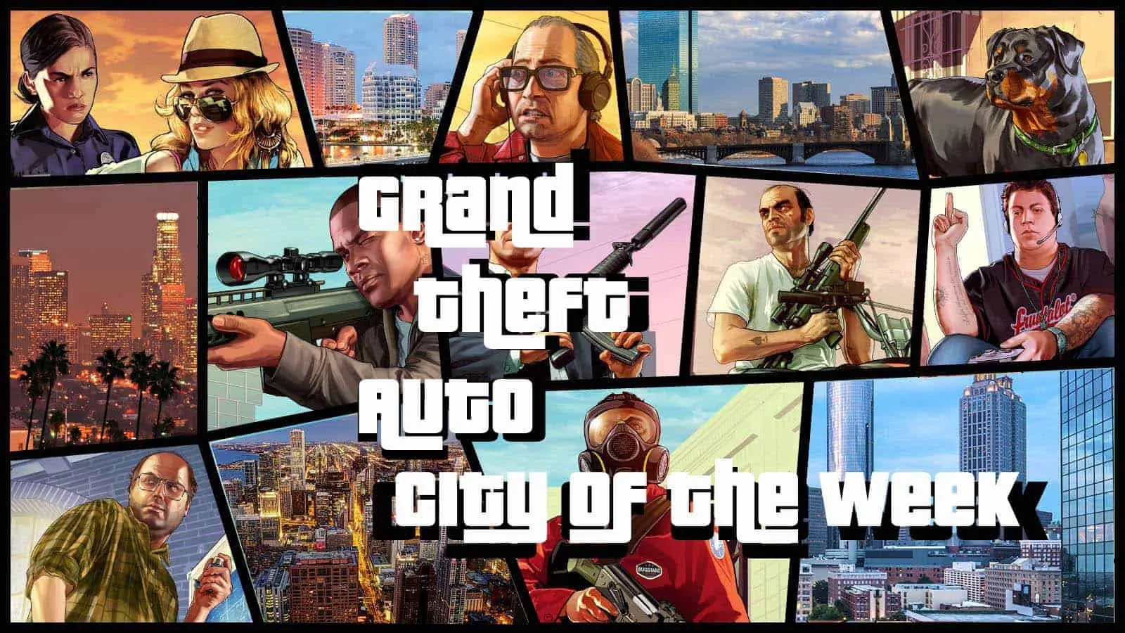 GTA 6 City Of The Week: Chicago - GTA 5 Cheats