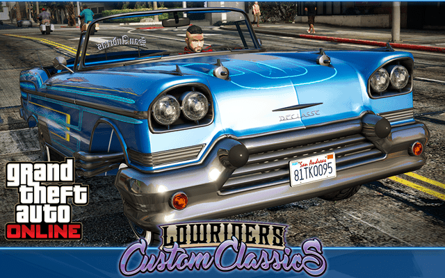 where to get lowrider car in gta san andreas