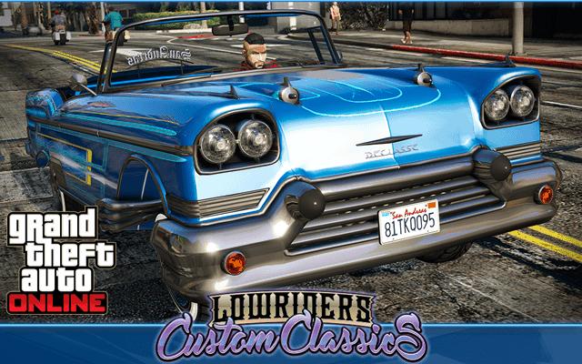 Gta v lowrider dlc download | GTA San Andreas Lowriders DLC
