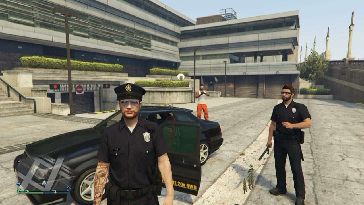 gta 5 police outfit