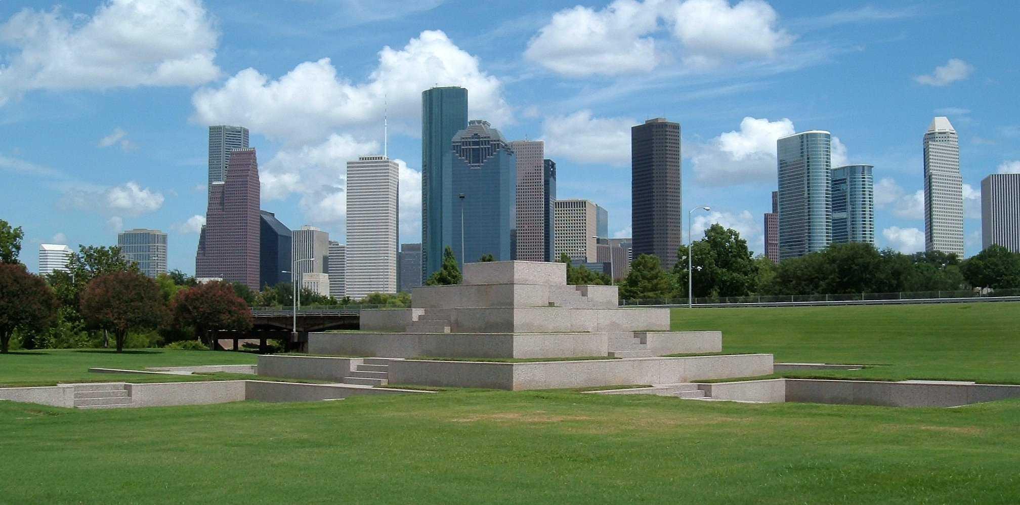 Houston PD memorial