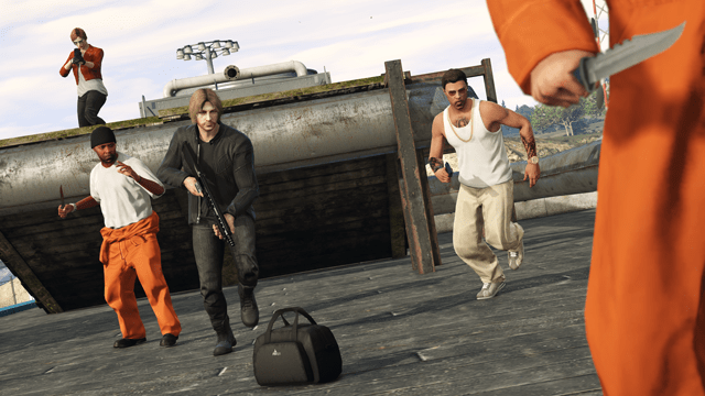 New GTA Online expansion will let you become a CEO
