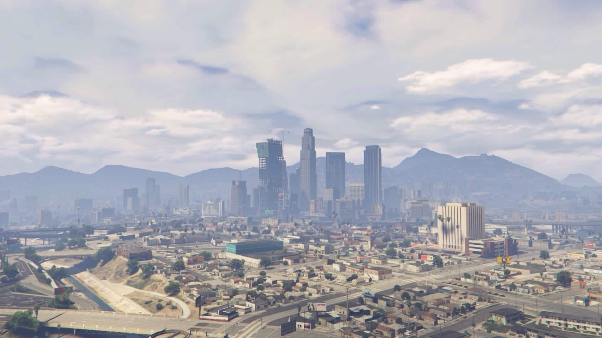 The Real Landmarks Of Grand Theft Auto 5's Los Santos