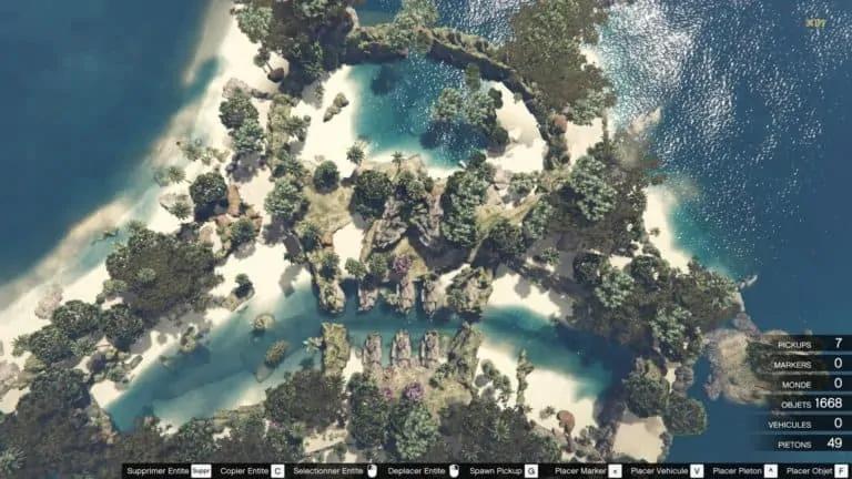 GTA 5 Meets Treasure Island (Mod) - GTA BOOM