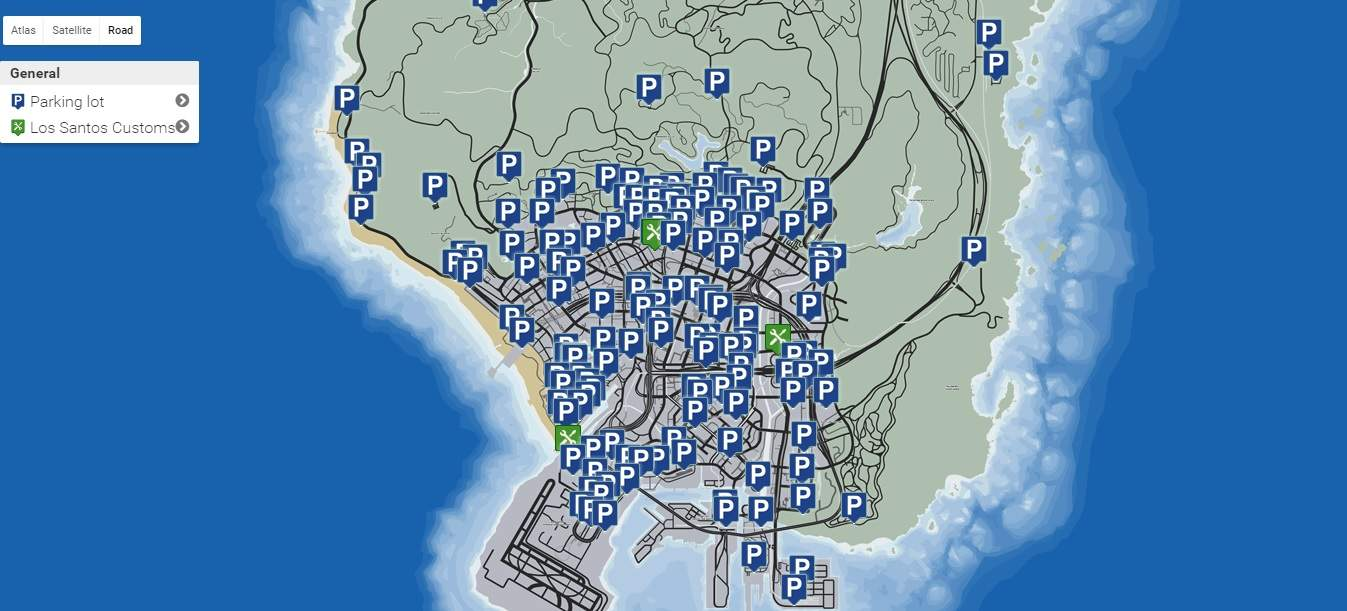 GTA V's Community Maps Serve The Greater Good - GTA BOOM