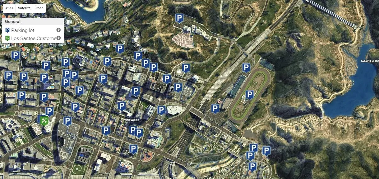 Gta Vs Community Maps Serve The Greater Good Gta Boom