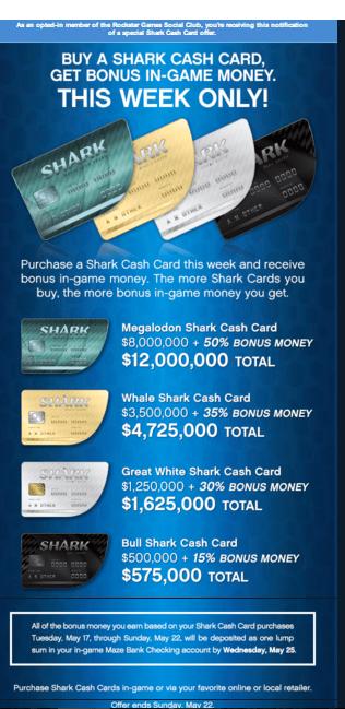 gta v ps4 free shark cards