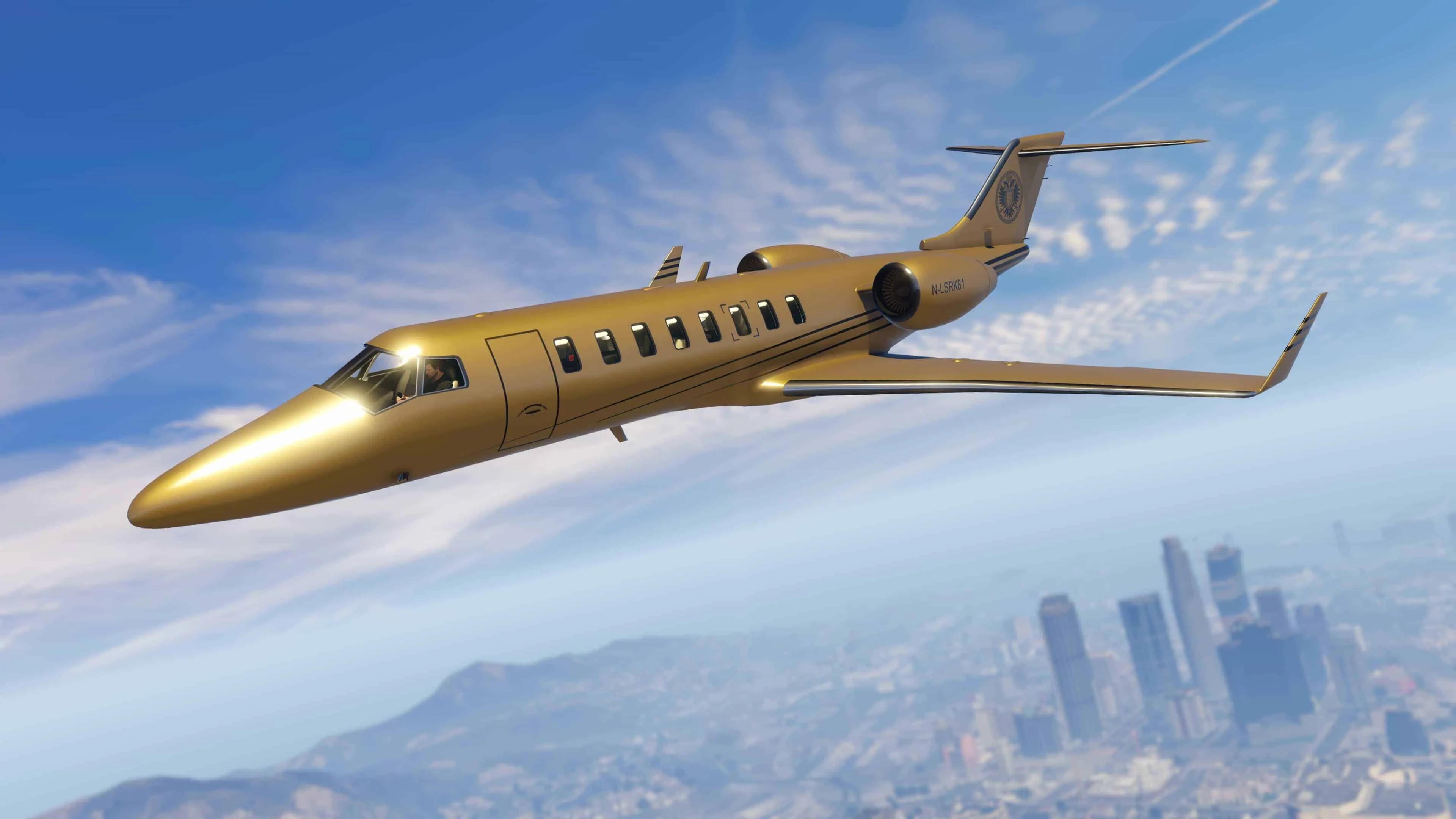 GTA Online Needs Aircraft Customization - GTA BOOM