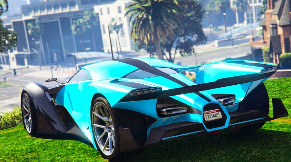 GTA Online Secretly Updated, New Car Available - GTA BOOM