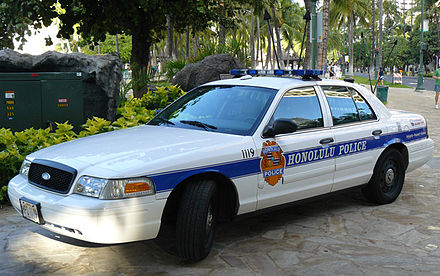 440px-Honolulu_Police_Car