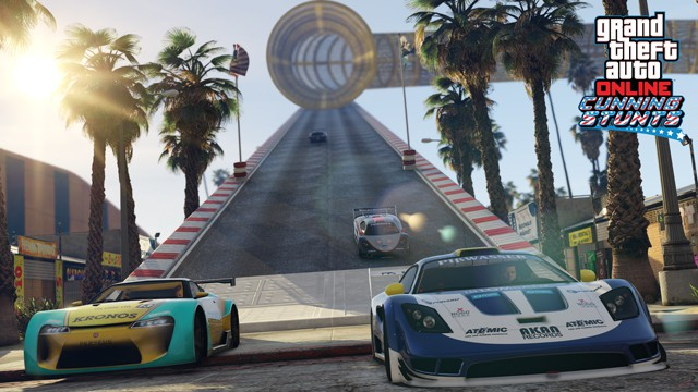 racing places in gta 5