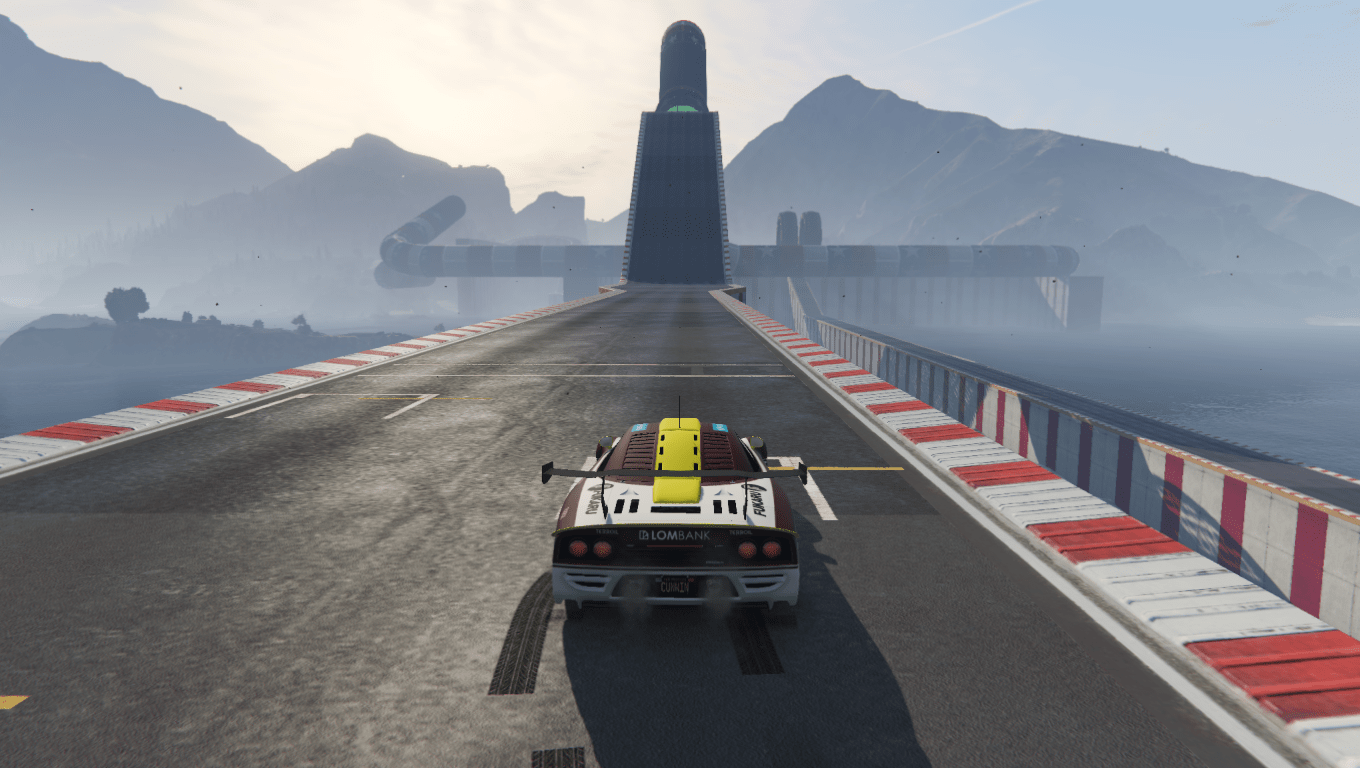 GTA 5 Gets Stunt Creator Early Thanks To Mods - GTA BOOM