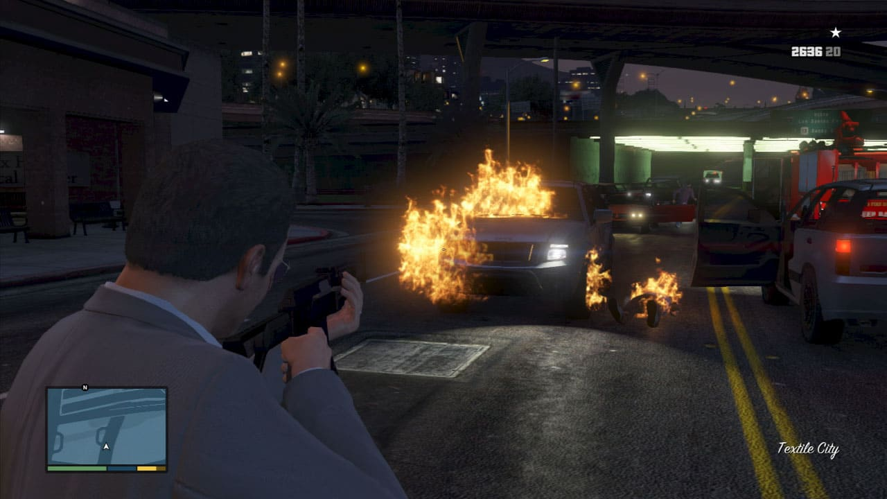 Cheat Gta V