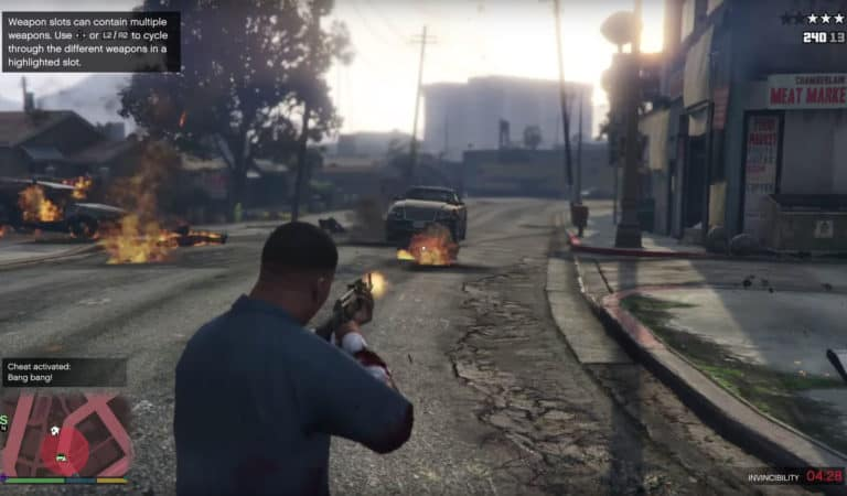 GTA 5 Cheats Xbox One & Xbox 360