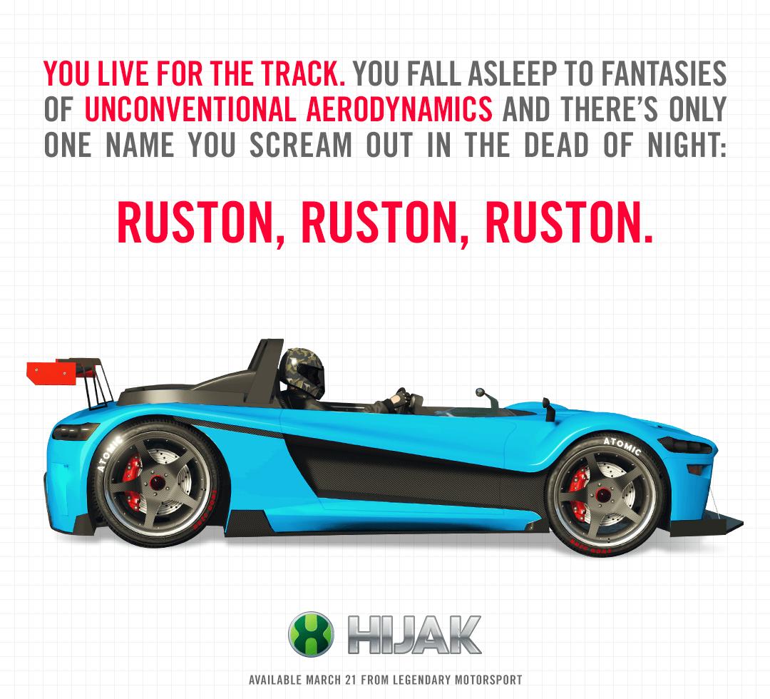 GTA Online Gets Ruston, Special Vehicle Creator - GTA BOOM