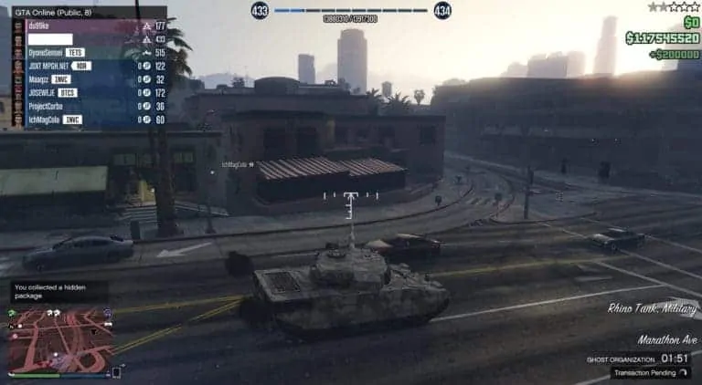 GTA Online Hacker Issue Updates: Cheaters Can Add Money