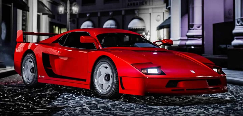 GTA Online Gets Grotti Turismo Classic - GTA 5 Cheats