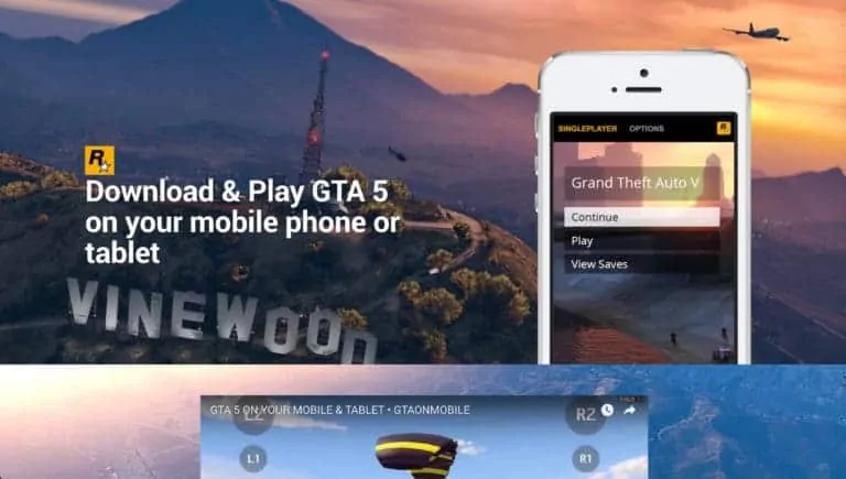 Warning: GTA 5 Android & GTA 5 Mobile, APK Downloads Are