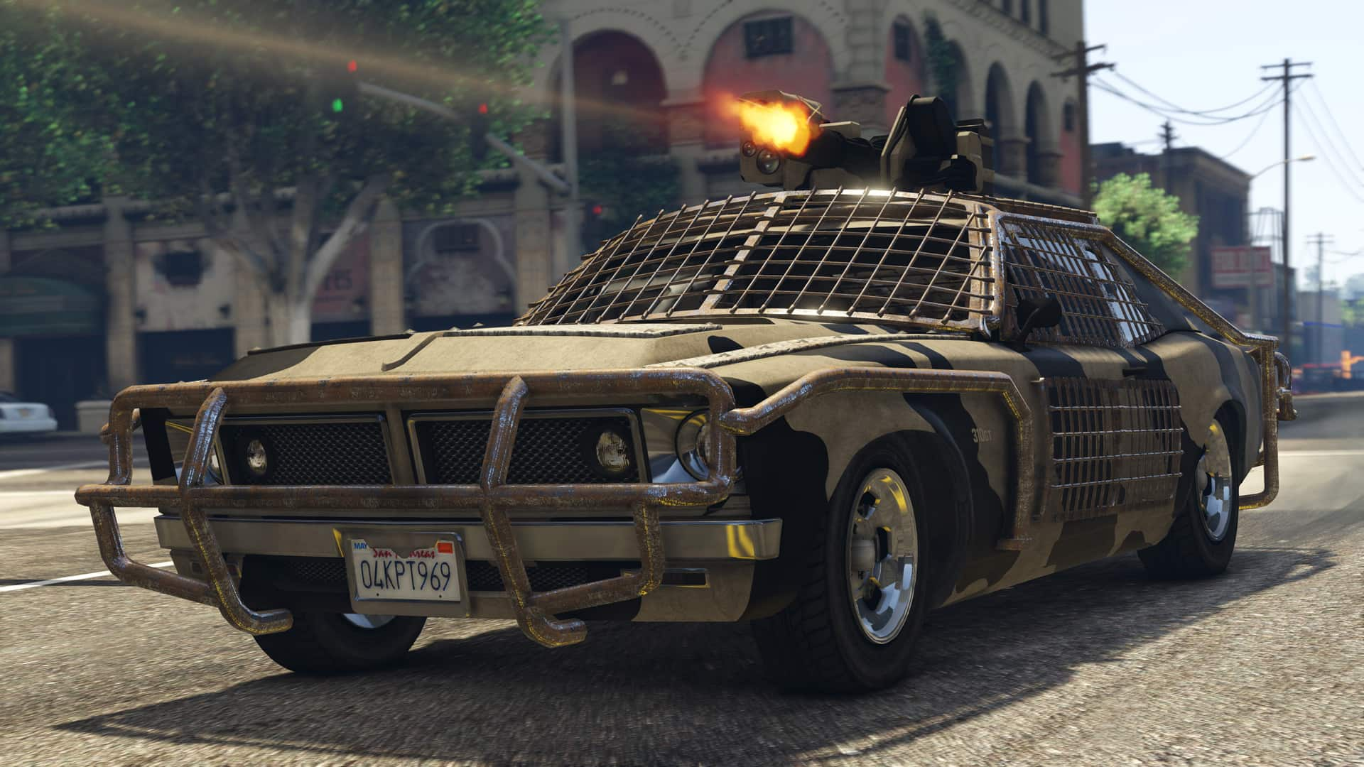 best weaponized vehicle gta 5 online 2018