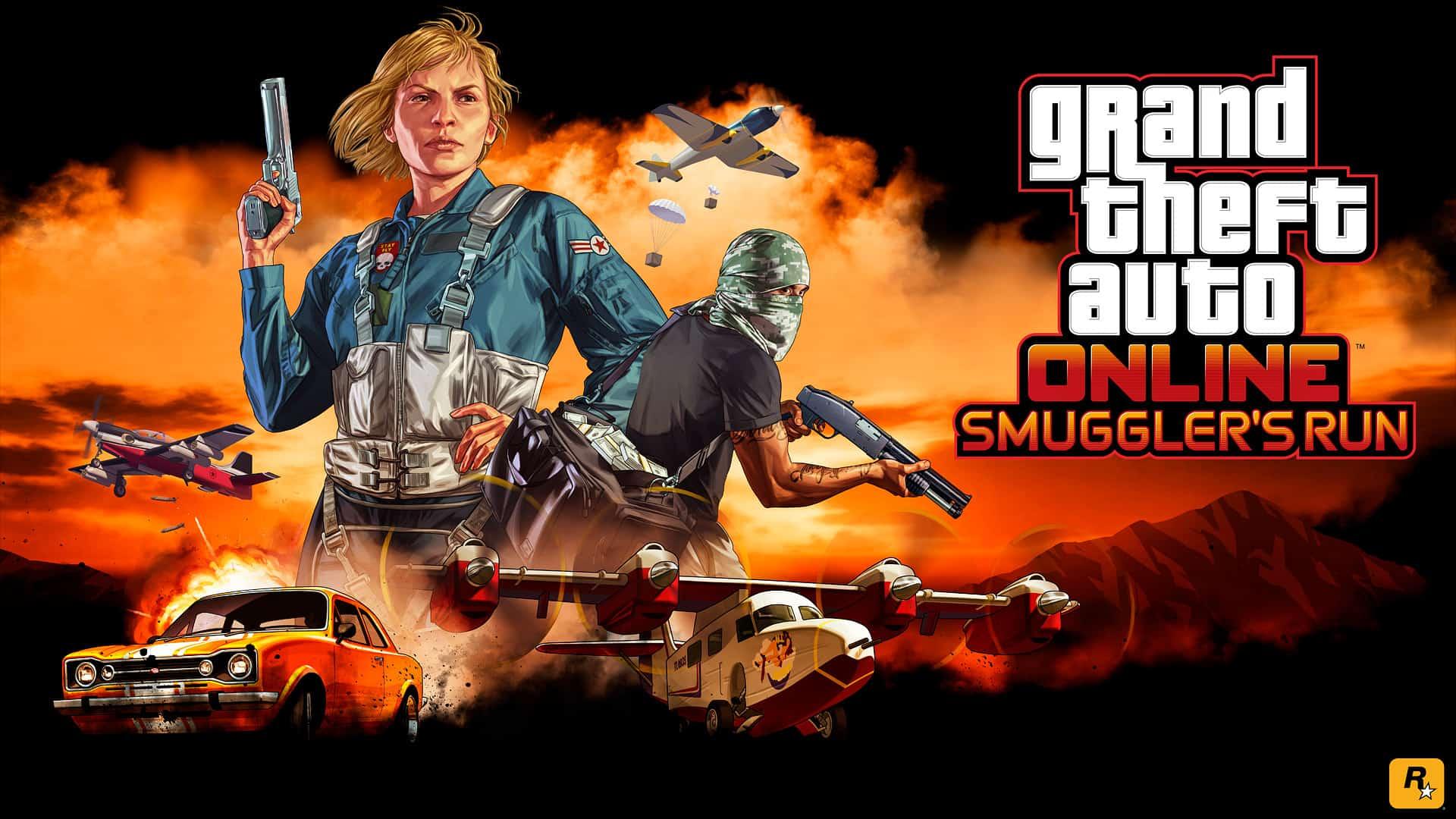 GTA Online: Smuggler's Run Guide - GTA BOOM