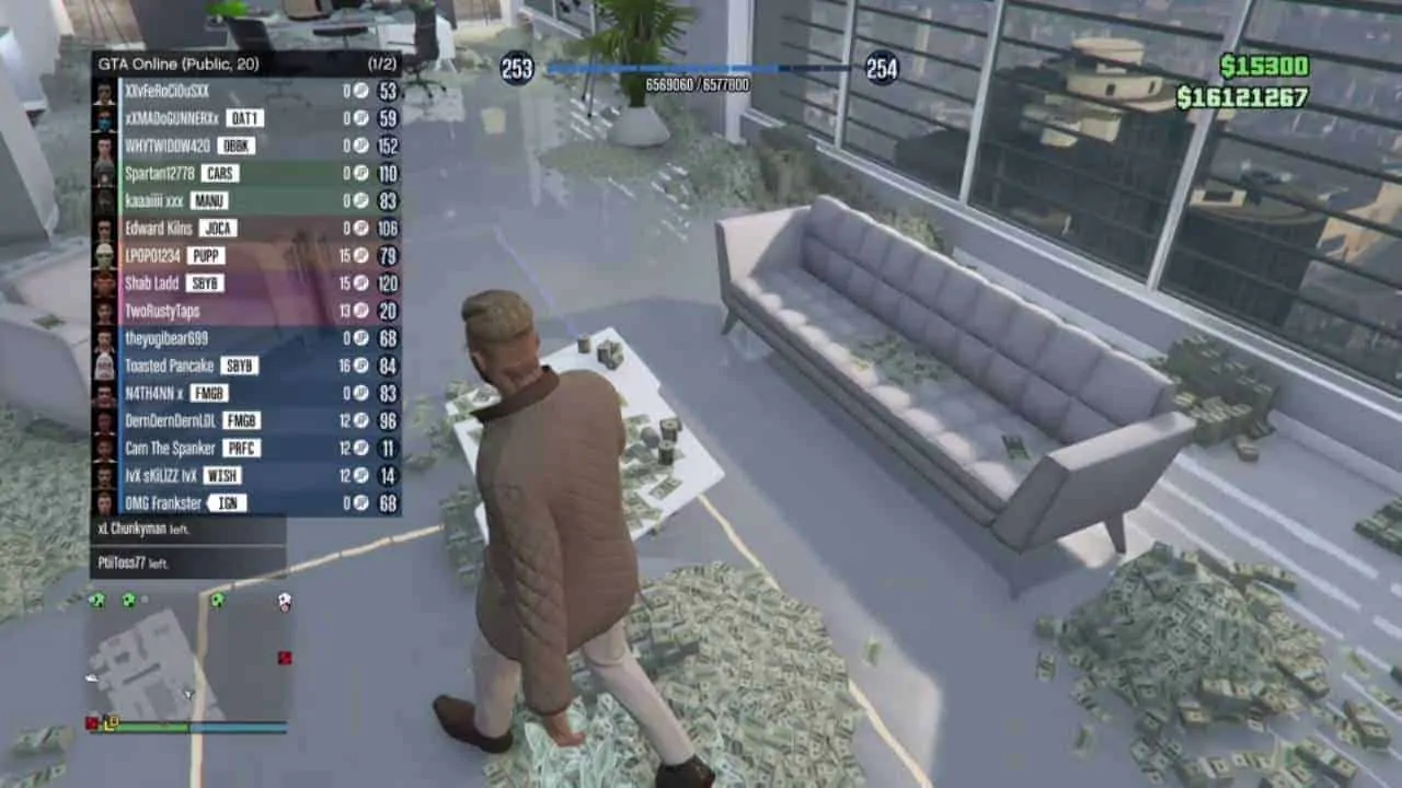 GTA$ 250,000 Giveaway Plus