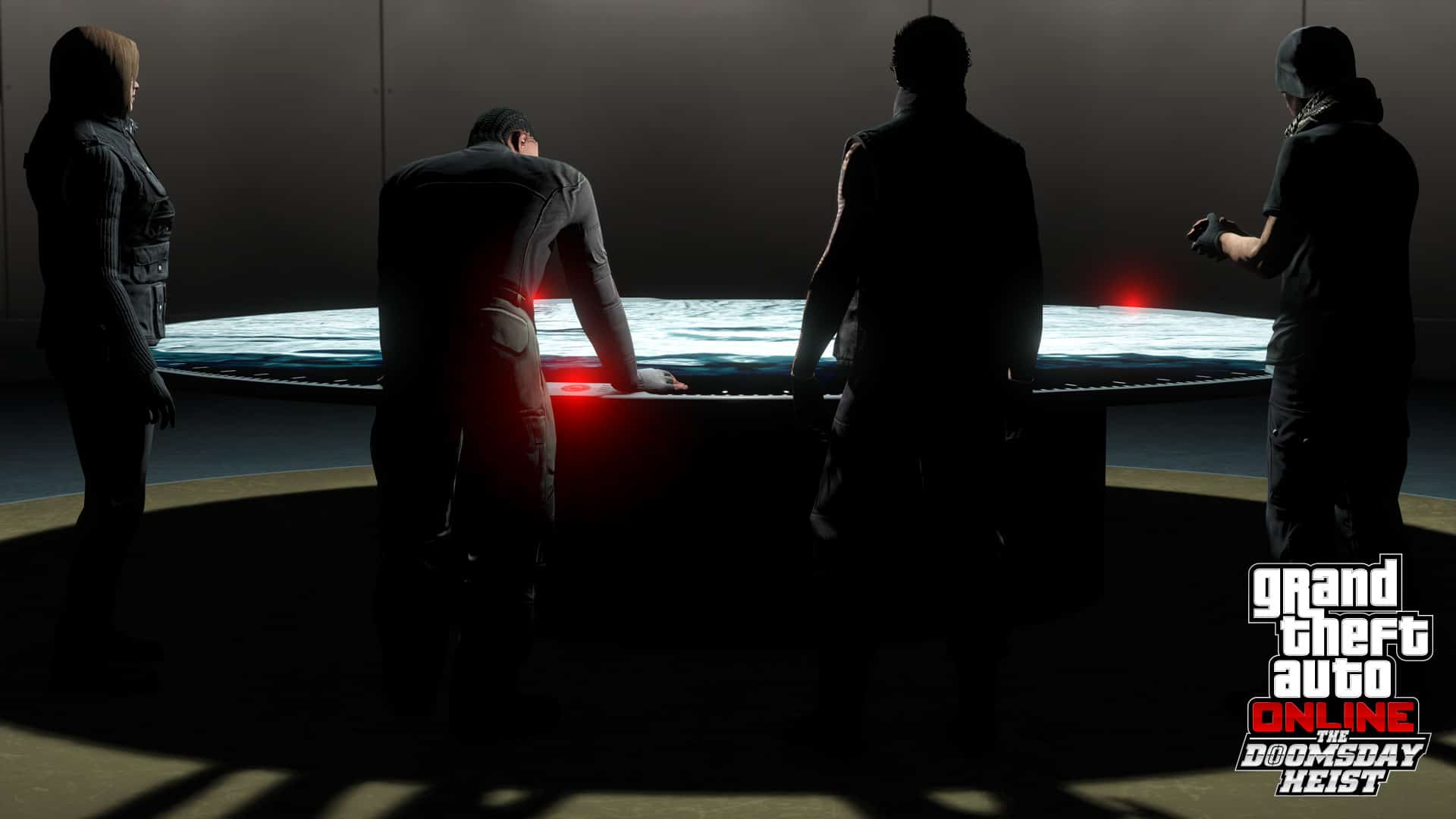 gta v the doomsday heist trailer