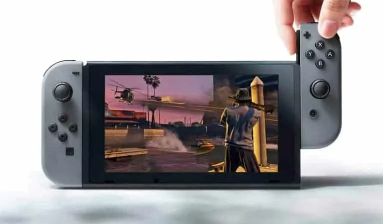 Rumor: GTA 5 Possibly Coming To Nintendo Switch