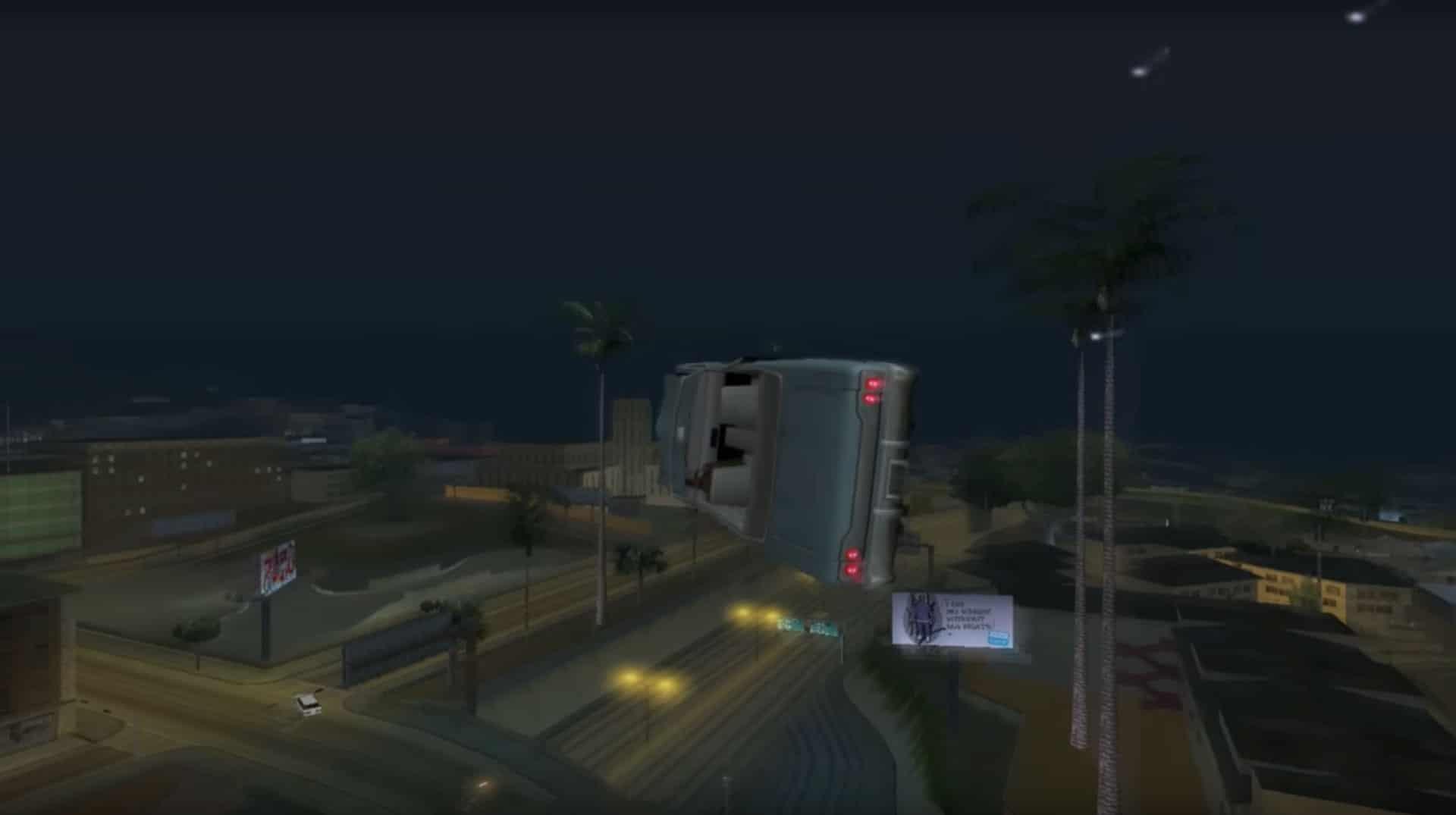 GTA San Andreas Cheats Side Effects - GTA BOOM