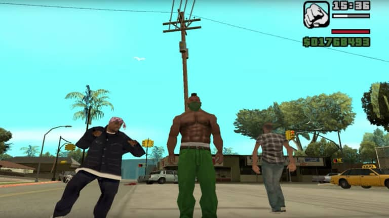 GTA San Andreas Cheats for All PlayStation Consoles - GTA BOOM