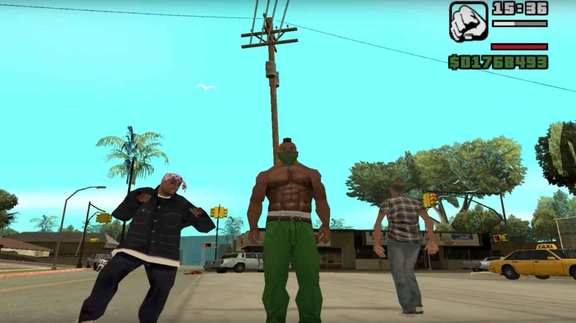 GTA San Andreas Cheats for All PlayStation Consoles - GTA BOOM