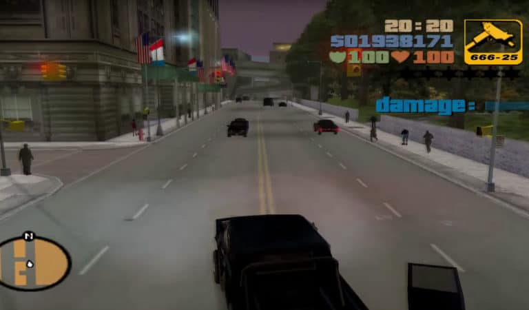GTA 3 Cheats PC