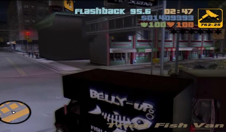 GTA 3 Cheats PS2, PS3 and PS4