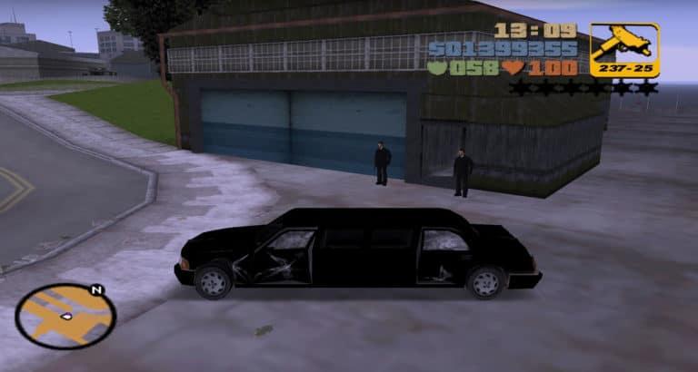 How to use GTA 3 cheats on Xbox