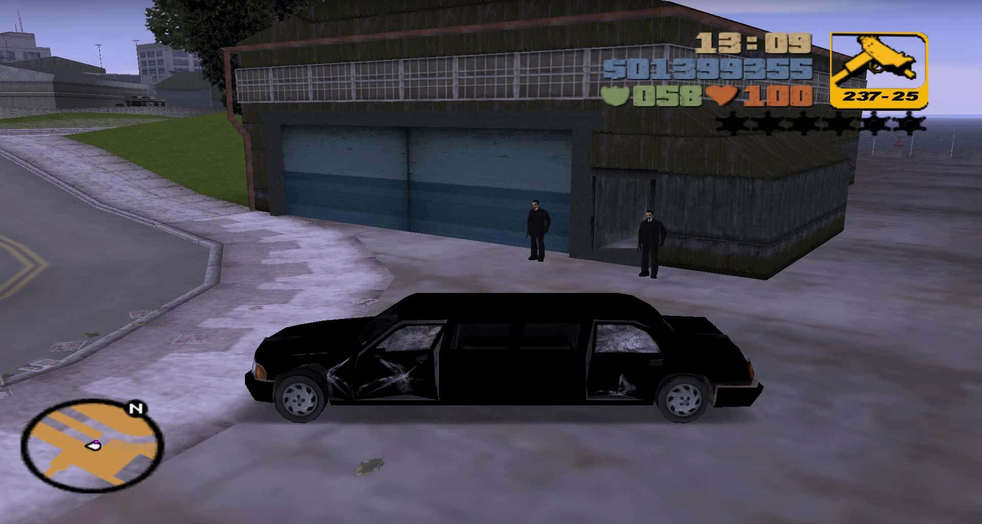 GTA 3 Cheats Xbox: Flying Cars, NPC Attack, Weapons, etc ...