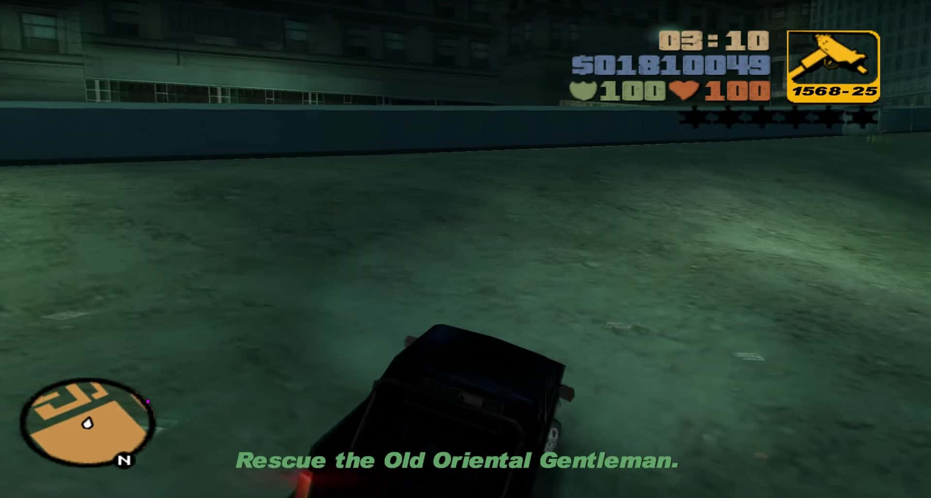 gta 3 gameplay all missions
