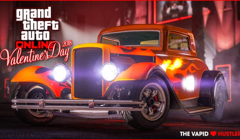 GTA Online Valentine's Day Event Announced
