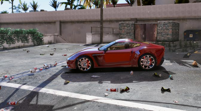 GTA 5's Most Popular Graphics Mod Updated