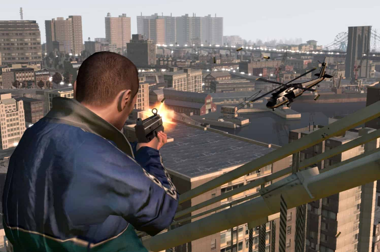 GTA 4 Gets Unexplained Update On Xbox One - GTA BOOM