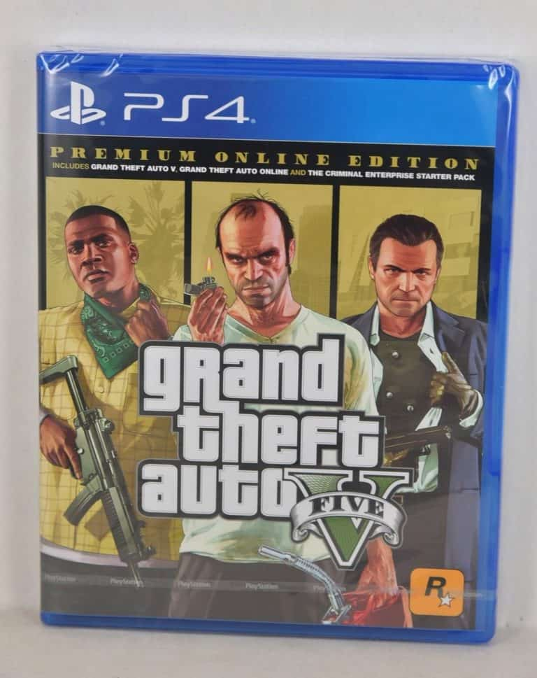Grand Theft Auto 5 Premium Online Edition is out now