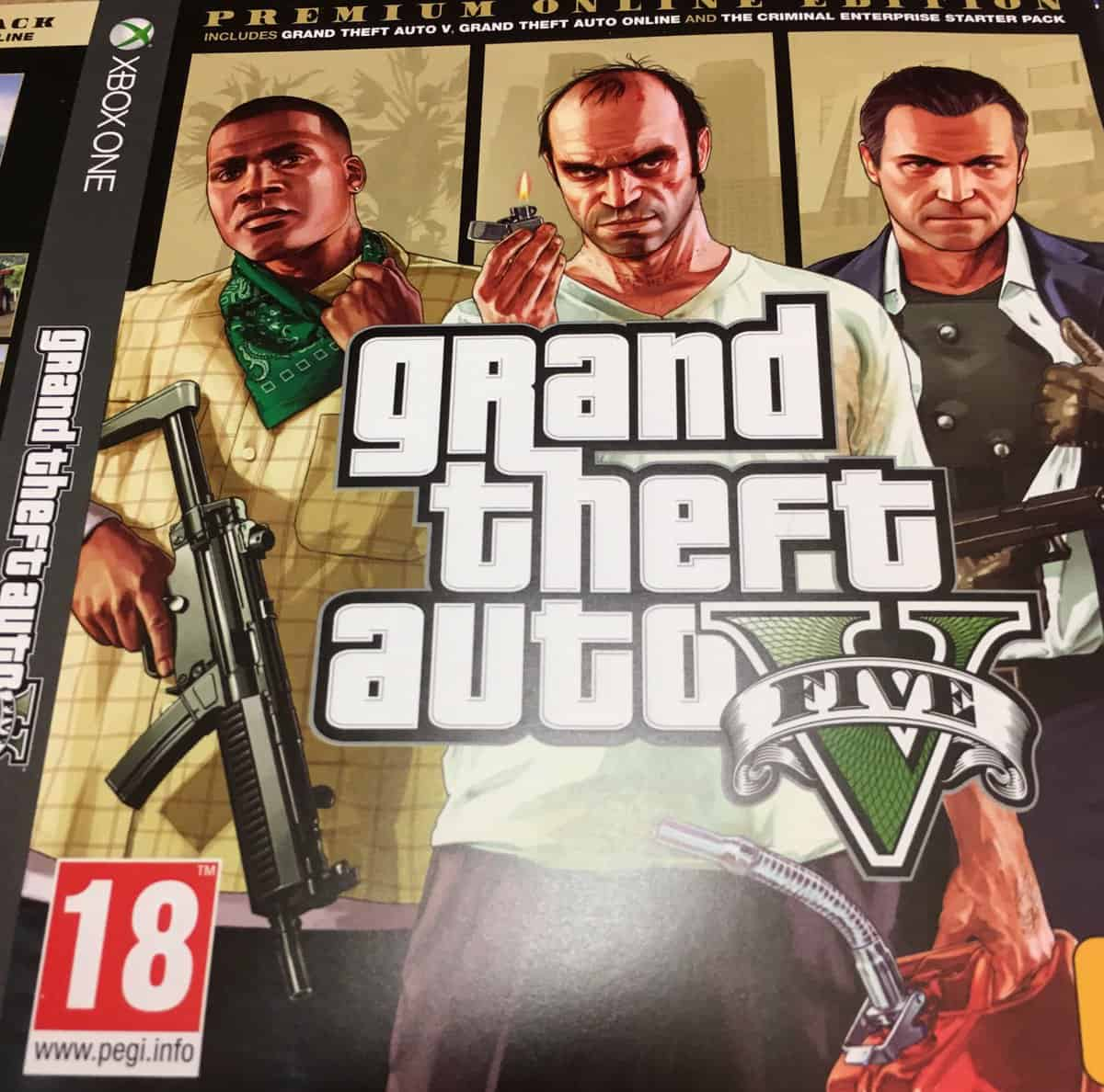 when is grand theft auto 5