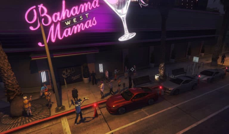 Nightclubs Rumored For Next GTA Online DLC
