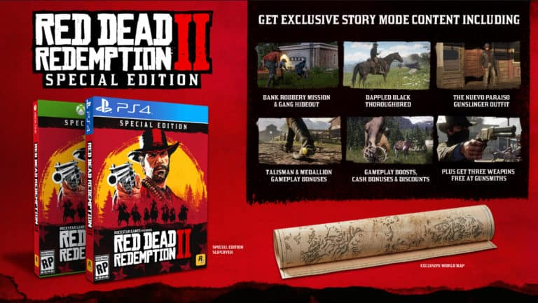 Get Free GTA$ With Red Dead Redemption 2 Pre-Orders - GTA BOOM