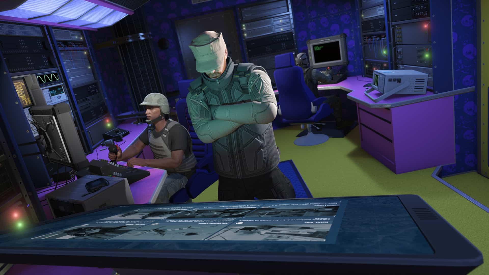 Oppressor MK II, Terrorbyte And More Arrived To GTA Online