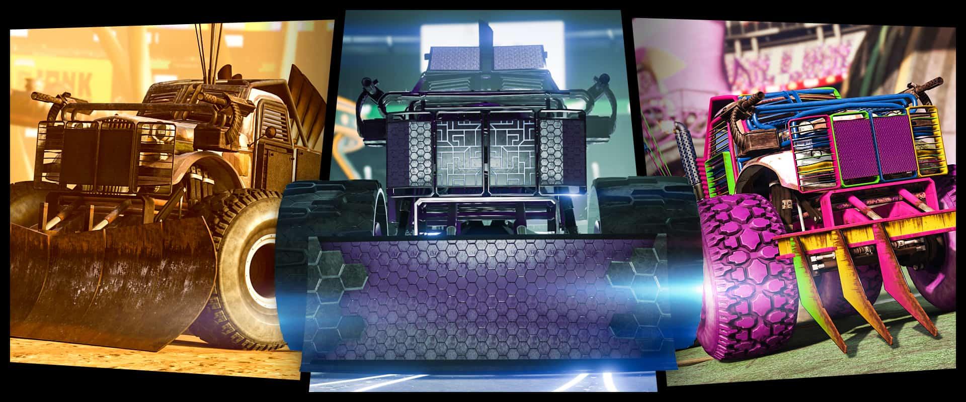 GTA Online Arena War DLC Available Now - GTA BOOM