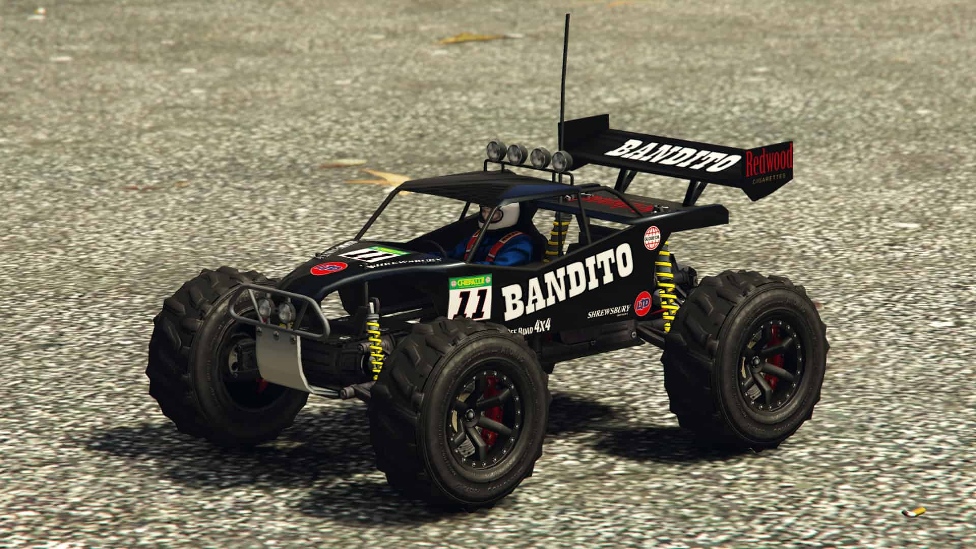 GTA Online Goes Small With The New RC Bandito - GTA BOOM